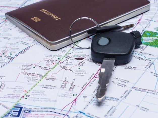 مدارک مورد نیاز برای اجاره خودرو