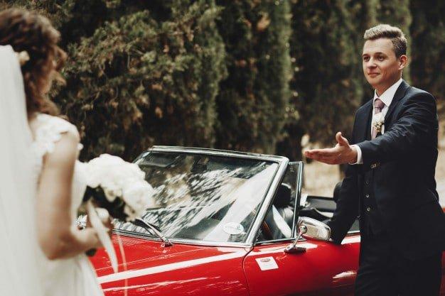 اجاره ماشین عروس بدون راننده